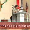 Rhonda Herrington Speaks in Harlem