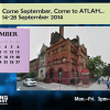 Come September, Come To ATLAH 2014