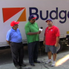Thanks From Harlem Church To Dave Gorman Of Budget Truck Rental