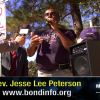 Jesse Lee Peterson Speaks Out Against Abortions In Jackson, Mississippi