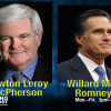 Newt Gingrich is Newton Leroy McPherson