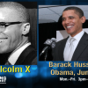 Malcolm X Lives Again as Obama's Father