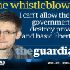 Edward Snowden Got An Ace In The Hole