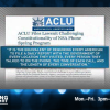 The ACLU Sues NSA