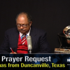 Prayer For Thomas' Wife In Duncanville, Texas