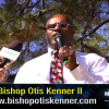 Bishop Otis Kenner Invokes Work Of The Church Against Shedding Innocent Blood