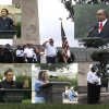 The Racial Reconciliation And Healing Wreath Laying Ceremony At Gettysburg