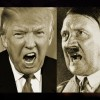 Hitler And Trump Are Global Hungering War Racists